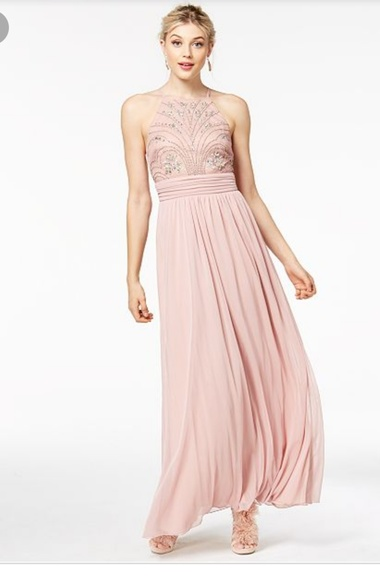 1806a76c4f77 Speechless Dresses | Beaded Chiffon Gown | Poshmark